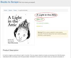 Light In The Attic Book A Guide To Automating U0026 Scraping The Web With Javascript Chrome