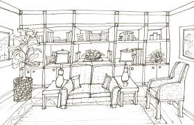 ideas of best 25 one point perspective room ideas on pinterest