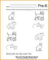 7 pre k worksheets printable media resumed