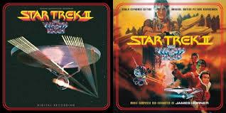 Seeking Soundtrack The Complete Score Of Horner S Trek Ii The Wrath Of Khan