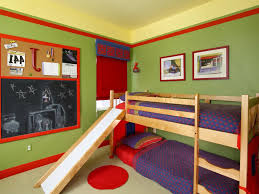 Small Bedroom Blue And Green Decoration Entrancing Boys Rooms Small Bedroom Ideas With Red