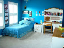 girls room decorate kids part blue bedroom interior idolza