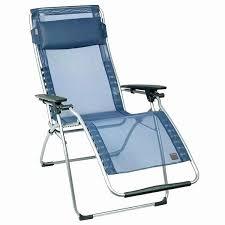 chaise relax lafuma chaise relax jardin lot de 2 fauteuils relax lafuma rsx ardoise