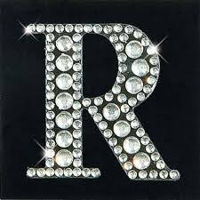 rhinestone letter stickers images of letter r alphabet rhinestone letters stickers