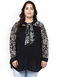 where do plus size women shop for trendy clothes in india