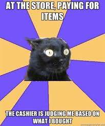 Anxiety Cat Meme - 4 anxiety cat the 15 funniest cat memes ever complex