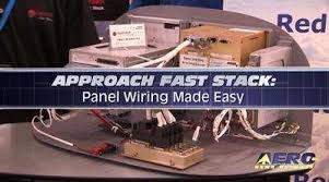 aero tv approach fast stack panel wiring made easy aero news