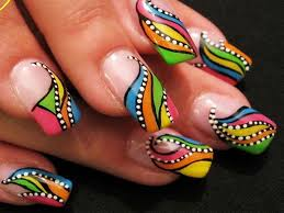 creative nail design creative nail design ideas how you can do it at home pictures