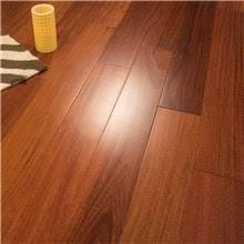 prefinished engineered santos mahogany hardwood flooring at