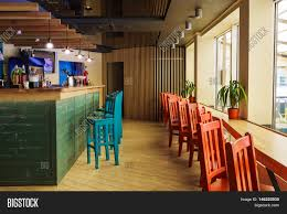 modern restaurant cafe interior image u0026 photo bigstock