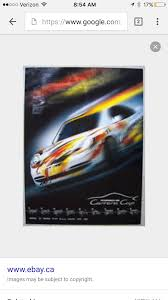 porsche racing poster 996 race posters rennlist porsche discussion forums
