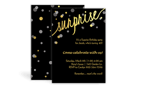 sams club stationery u003e birthday invitations