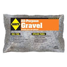 How Many Cubic Yards Are In A Ton Of Gravel Sakrete All Purpose 60 Lb Gravel 40200302 The Home Depot