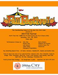 costume contest food vendors and more at fall festival menifee 24 7