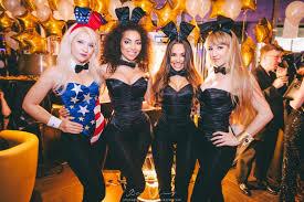 Hugh Hefner Playboy Bunny Halloween Costume Playboy Bunny Reveals U0027s Hugh