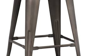 Industrial Bar Stool With Back Bar Unique Metal Swivel Bar Stools With Back For Kitchen
