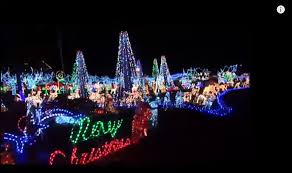 christmas lights longview tx visit carmela s mini santa land in longview texas