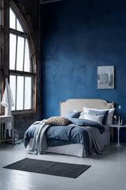 peinture chambre bleu couleur de peinture pour chambre tendance en 18 photos