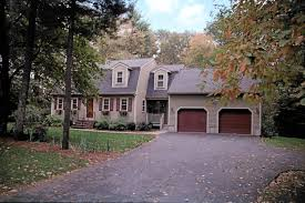 home additions s c wood works gambrel with addition to garage