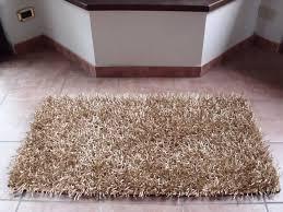 tappeti moderni grandi tappeti shaggy argento azzurro nero arancione lilla bianco nero