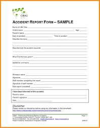 incident report register template incident report register template new i 864 affidavit support