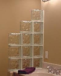 glass partition walls for home quality glass block home
