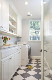 Decor For Laundry Room by Top 25 Best Narrow Laundry Rooms Ideas On Pinterest Utility