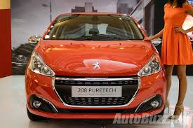 peugeot 208 red 2017 peugeot 208 facelift launched in malaysia 1 2l turbo 1 190