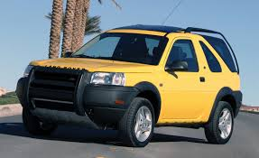 land rover yellow land rover freelander se3 road test u2013 review u2013 car and driver
