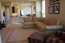 Sectional Sofas For Small Rooms Small Sectional Sofa With Recliner Foter