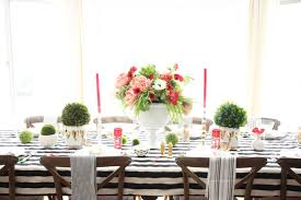 Setting The Table by Simple Entertaining Valentine U0027s Day Edition Tablescape