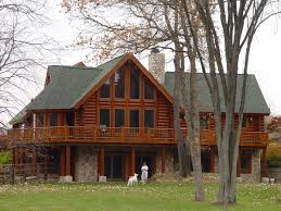 Best Log Cabin Floor Plans by Great Lakes Log Crafters Association Handcrafted Log Homes Log