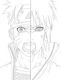 hd wallpapers coloring pages of naruto vs sasuke fut earecom press