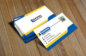 modern creative business card template free download