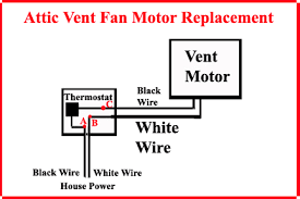 exhaust fan thermostat wiring diagram exhaust wiring diagrams