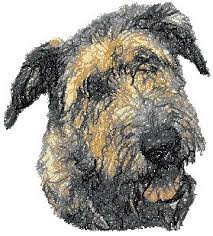 belgian shepherd embroidery design advanced embroidery designs irish wolfhound dog breeds