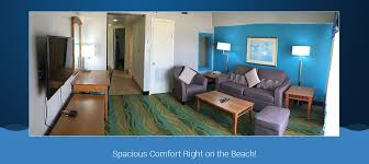 Comfort Suites Va Beach The Dolphin Inn Hotel An All Suite Va Beach Hotel Located By The