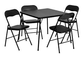 5 piece table and chair set stunning folding card table and chairs amazon 5 piece folding card