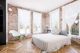 Light Bedrooms 50 Delightful And Cozy Bedrooms With Brick Walls