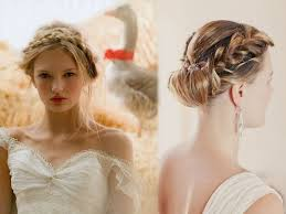 braided hair styles for a rounded face type 3 suitable hairstyles for brides with round faces