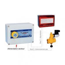 normes cuisine professionnelle reglementation gaz cuisine professionnelle détection gaz explosifs