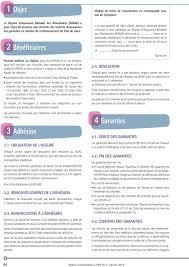 bureau commun des assurances collectives rama réservé aux retraités des sociétés d assurances régime d