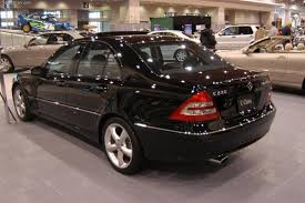 2004 mercedes benz c class information and photos zombiedrive