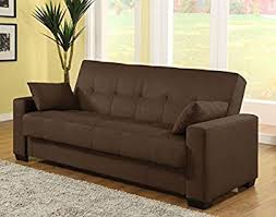 Microfiber Sofa Sleeper Pearington Microfiber Sofa Sleeper Bed And Lounger
