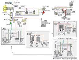 1979 xs 650 wiring diagram 1979 wiring diagrams