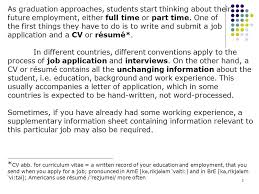 Cv Or Resume How To Write A Cv How To Write A Cover Letter Ppt Video Online