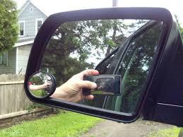Blind Spot Mirror Where To Put Stick On Blind Spot Mirror Toyota Tundra Forum