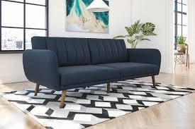 novogratz convertible sofa u0026 reviews wayfair