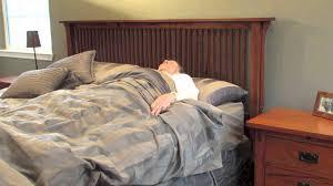 kerr medical wireless cordless bed alarm sensor pad system youtube