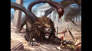 top 50 mythical creatures and monsters youtube